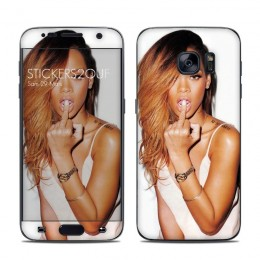 Rihanna Galaxy S7