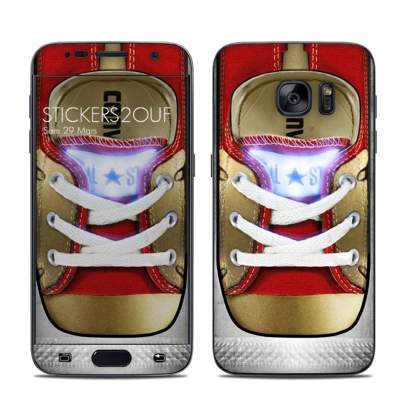 iron converse Galaxy S7