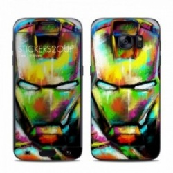 iron paint Galaxy S7