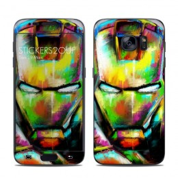 iron paint Galaxy S7