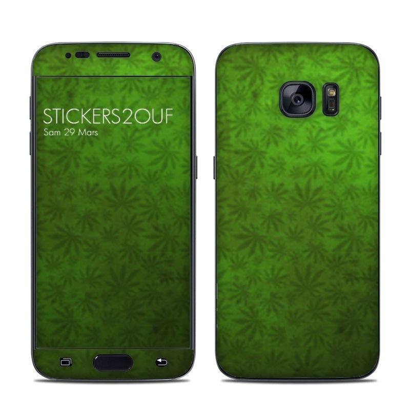 Weed Galaxy S7