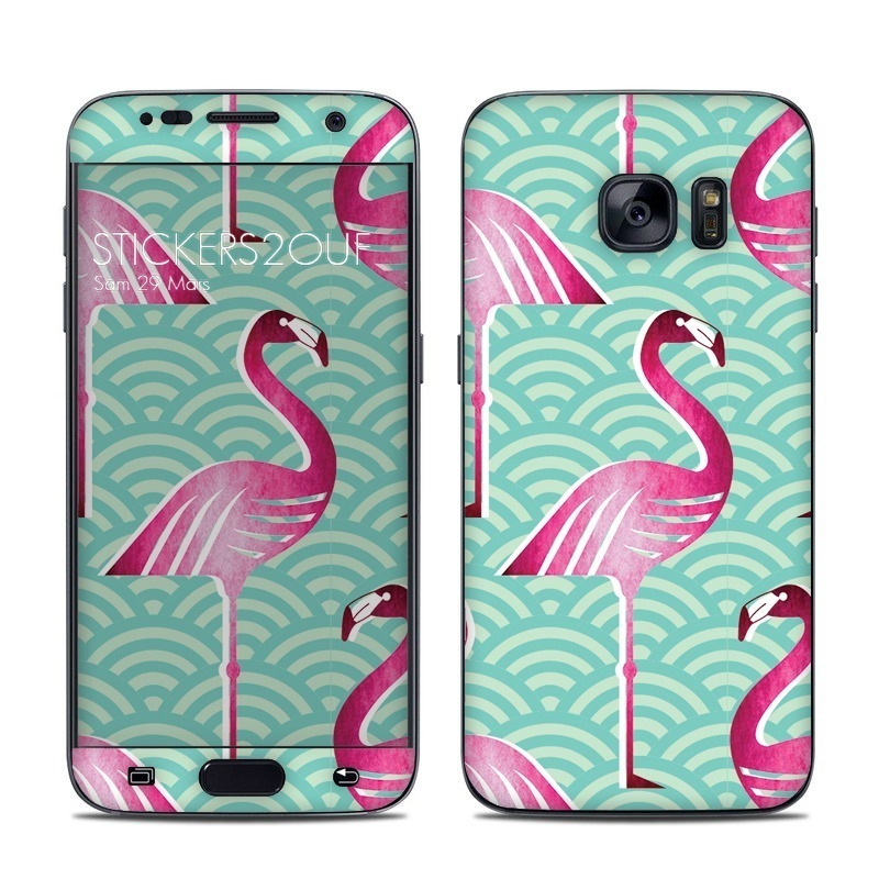 Flamingo Galaxy S7