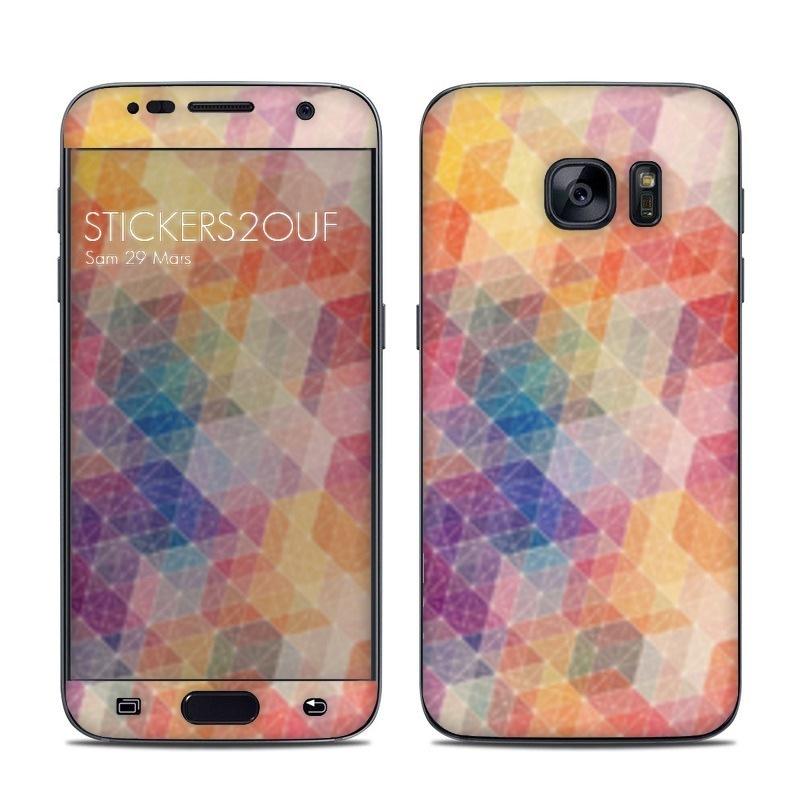 Geometric Galaxy S7