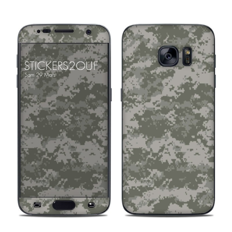 Camo desert Galaxy S7