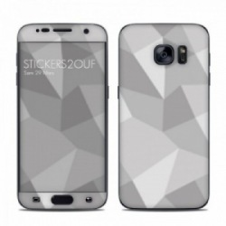 Grey pattern Galaxy S7