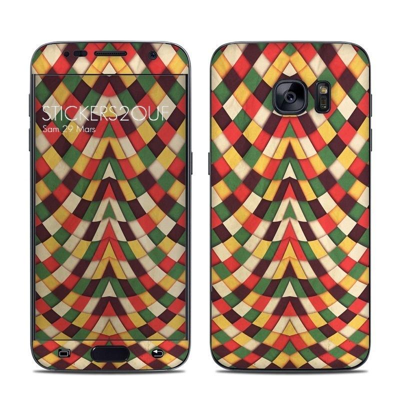 Rastafarian Galaxy S7