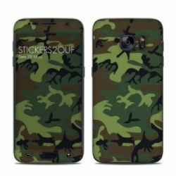 Forest camo Galaxy S7