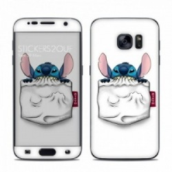 little stitch Galaxy S7