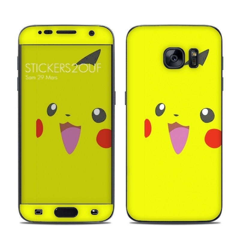 Pikachu Galaxy S7