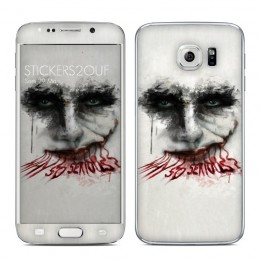 Why so serious Galaxy S6 Edge