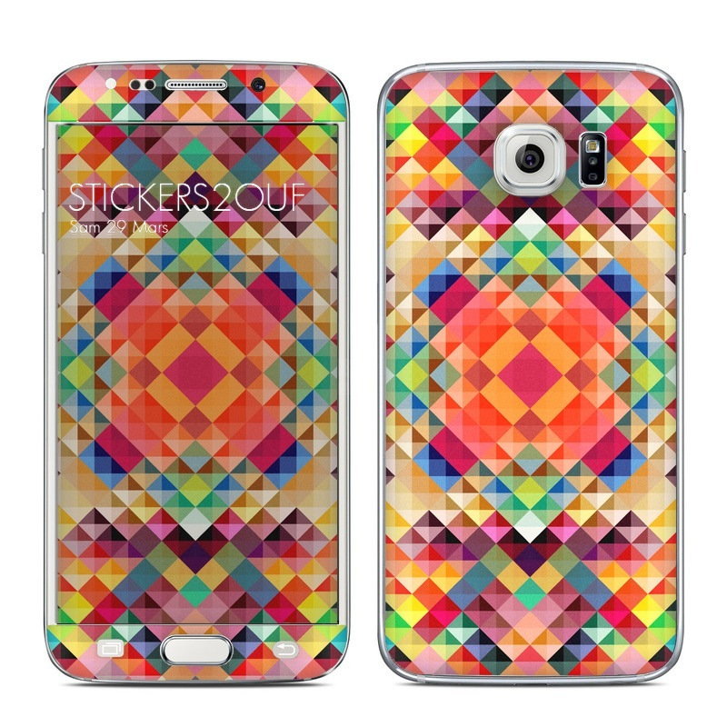 We color Galaxy S6 Edge