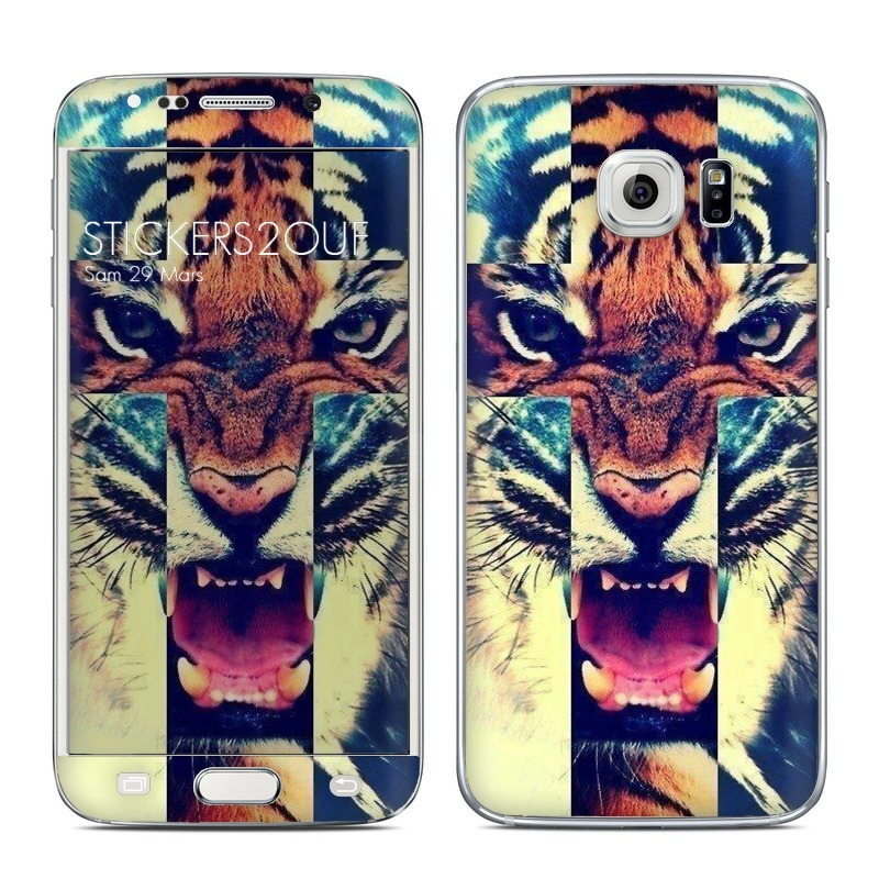 Tiger Cross Galaxy S6 Edge