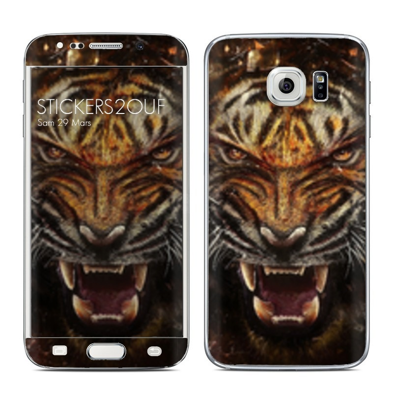 Tiger Galaxy S6 Edge