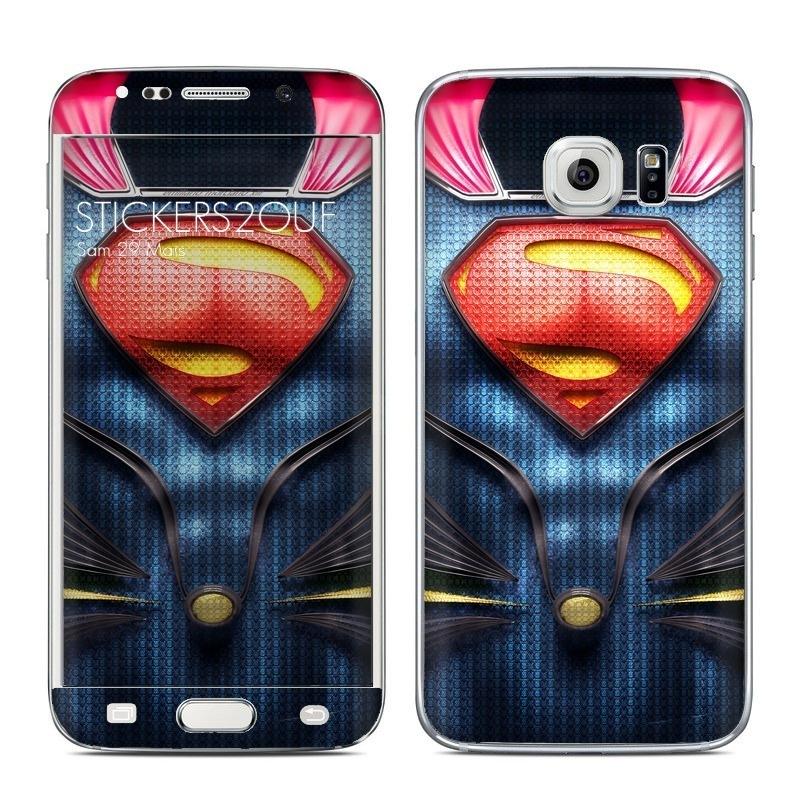 Man of steel Galaxy S6 Edge