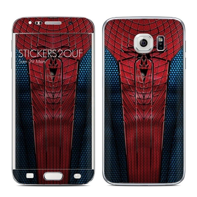 Spidey Galaxy S6 Edge