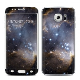 Space Galaxy S6 Edge