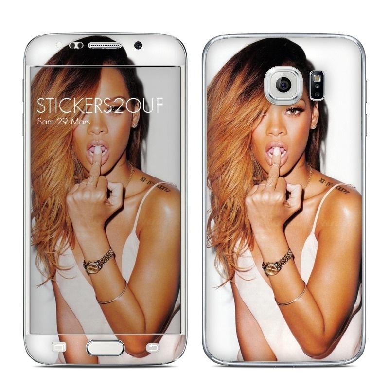Rihanna Galaxy S6 Edge