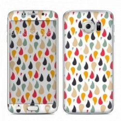 Raining Galaxy S6 Edge