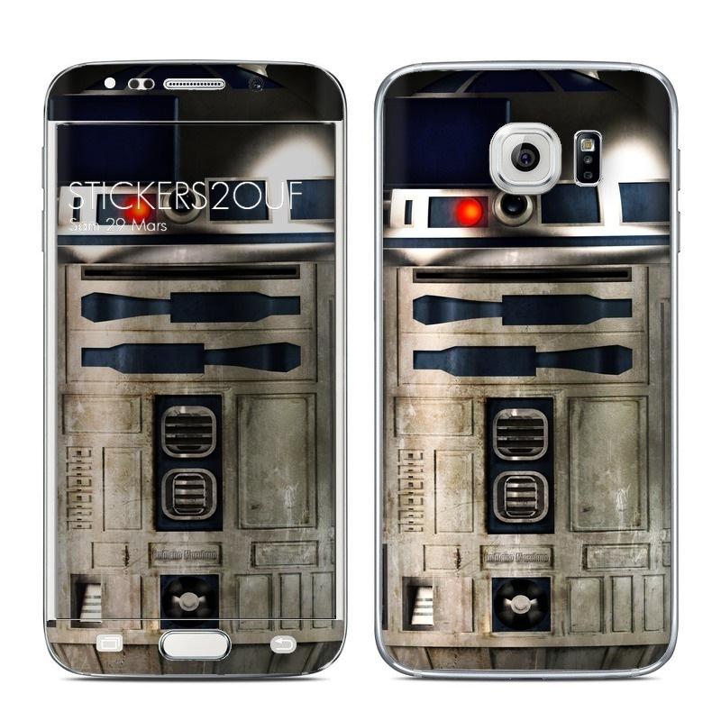 R2D2 Galaxy S6 Edge