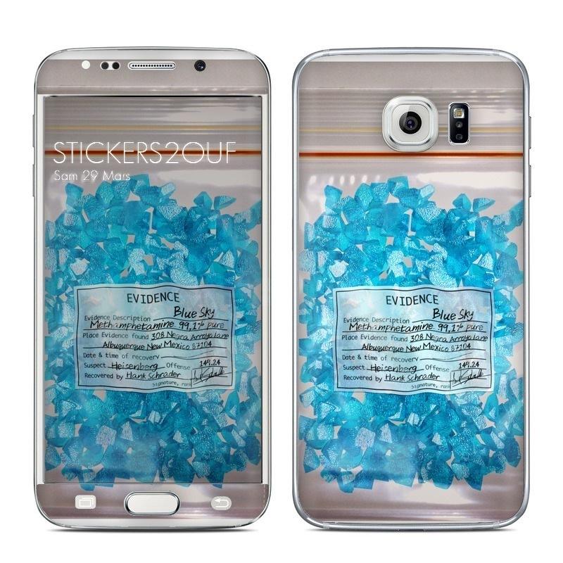 Bluesky Galaxy S6 Edge