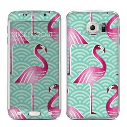 Flamingo Galaxy S6 Edge