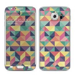 Pastel time Galaxy S6 Edge