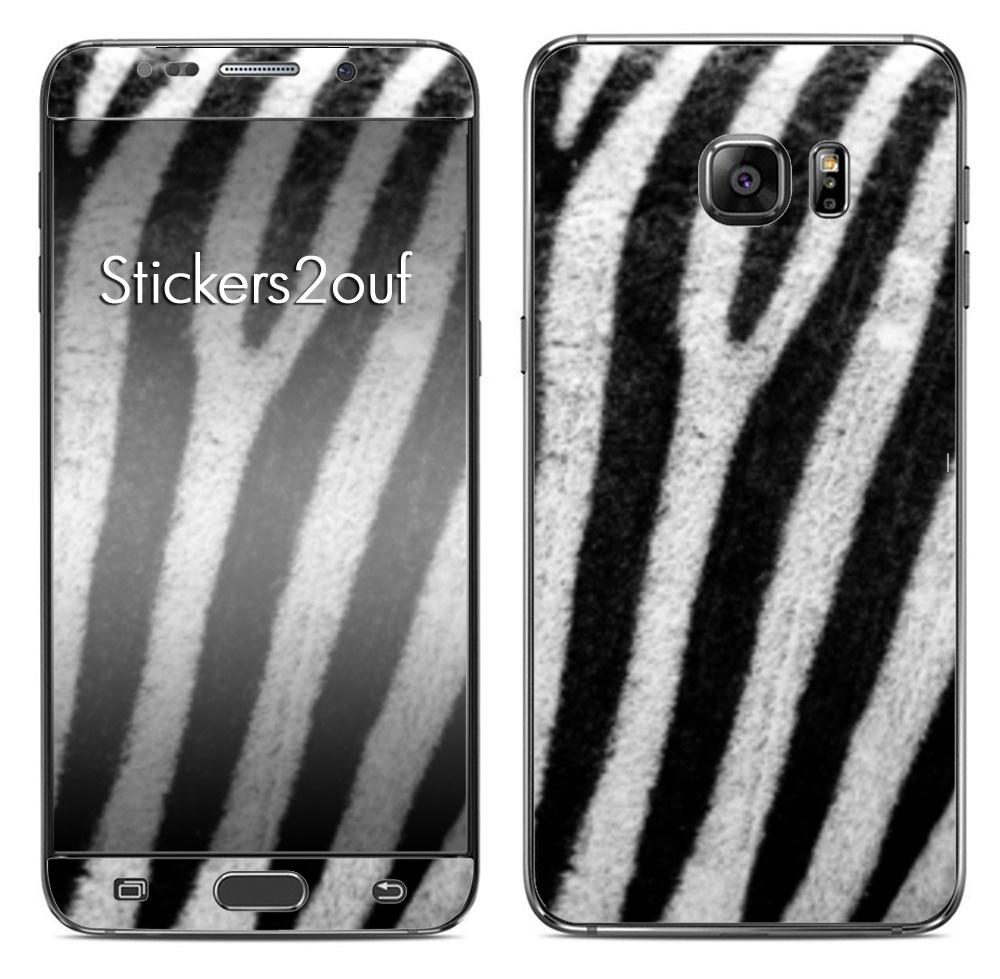 Zèbre Galaxy S6