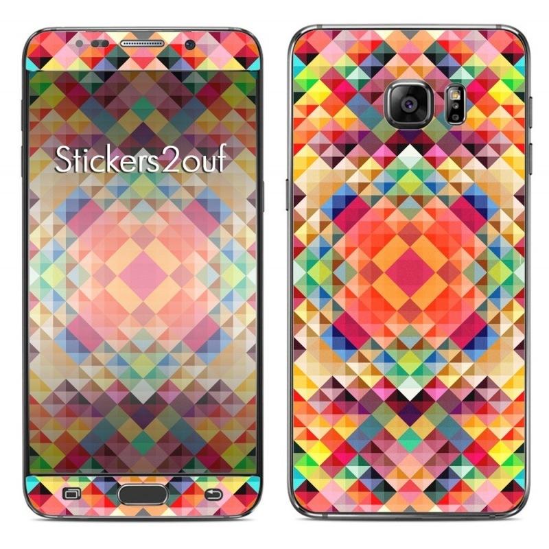 We color Galaxy S6