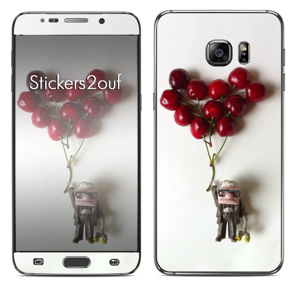 Up Cherry Galaxy S6