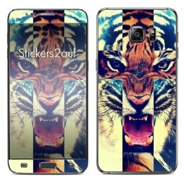 Tiger Cross Galaxy S6