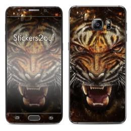 Tiger Galaxy S6