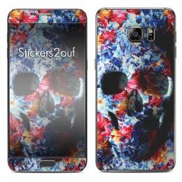 Skull light Galaxy S6