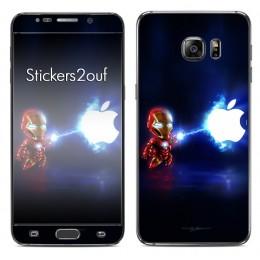 Mini iron man Galaxy S6