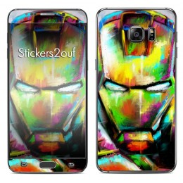 iron paint Galaxy S6