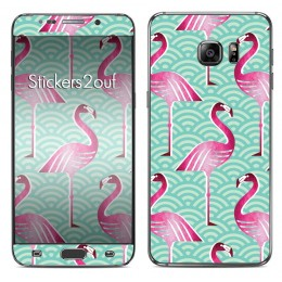 Flamingo Galaxy S6