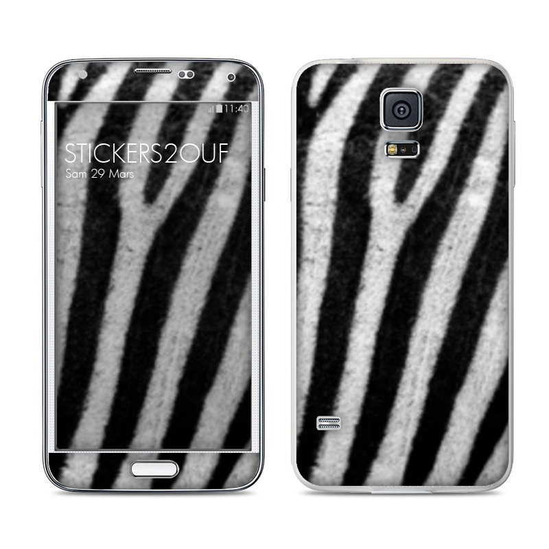 Zèbre Galaxy S5