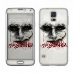 Why so serious Galaxy S5