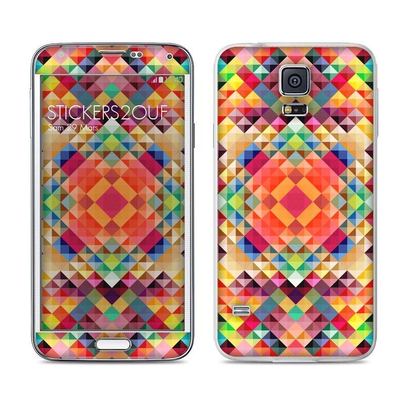 We color Galaxy S5
