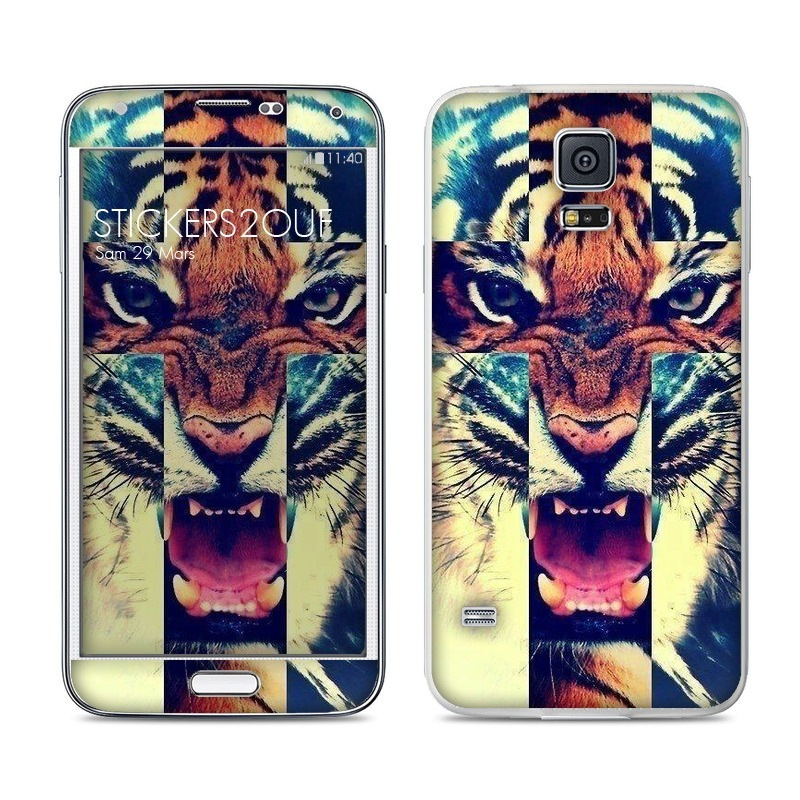 Tiger Cross Galaxy S5