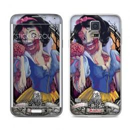 Blanche Neige Zombie Galaxy S5