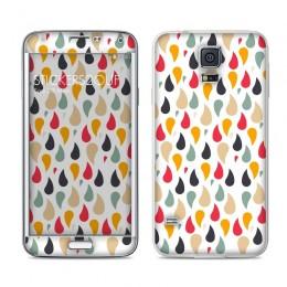 Raining Galaxy S5