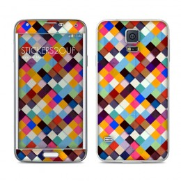 Pass this bold Galaxy S5