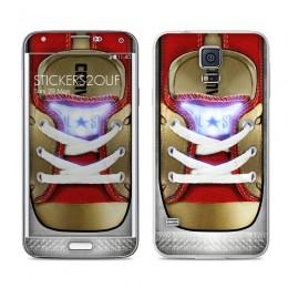 iron converse Galaxy S5