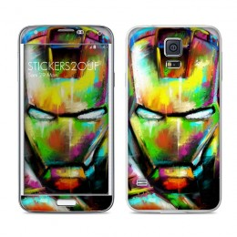 iron paint Galaxy S5
