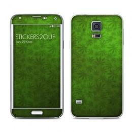 Weed Galaxy S5