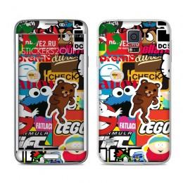 StickerBomb Galaxy S5