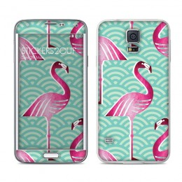 Flamingo Galaxy S5