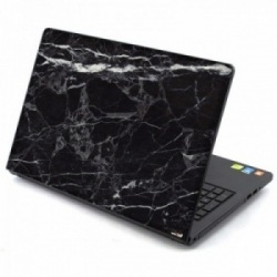 Black marble Laptop