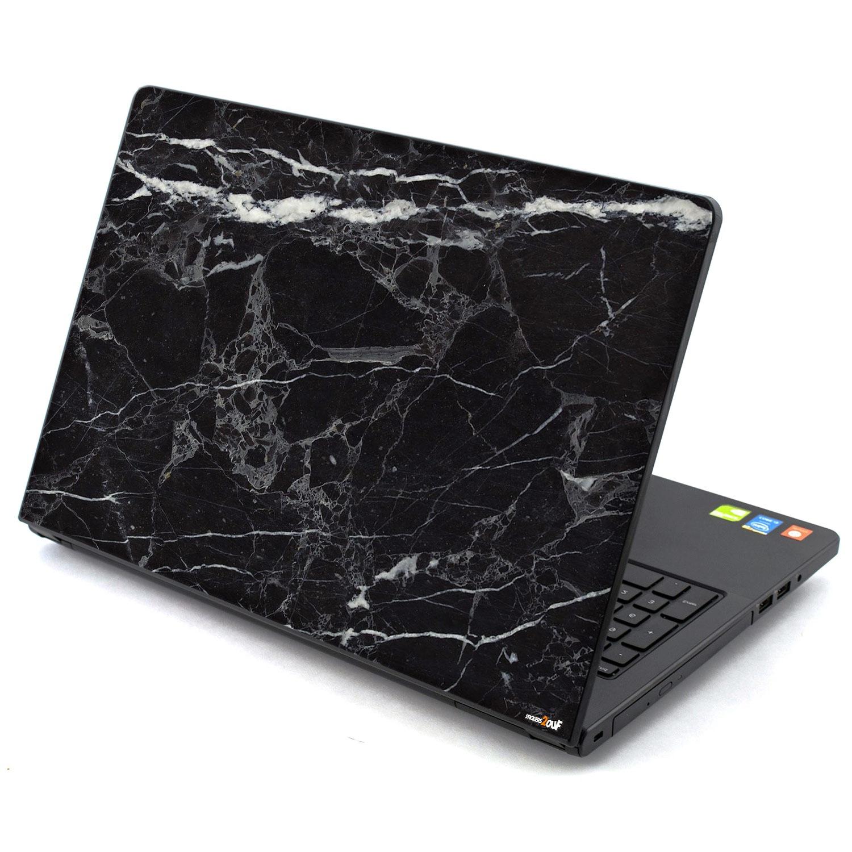 Black marble Laptop
