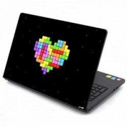 tetris love Laptop